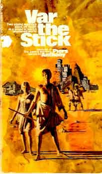 book cover of Var the Stick