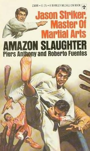 book cover of Amazon Slaughter