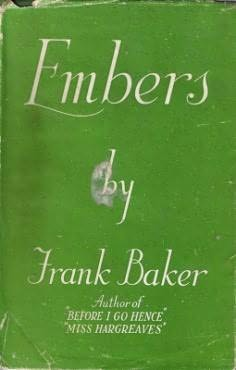 book cover of Embers