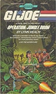 book cover of Operation: Jungle Doom