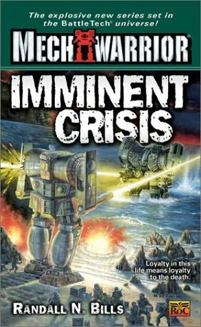 book cover of Imminent Crisis
