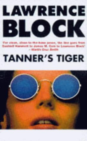 book cover of Tanner's Tiger