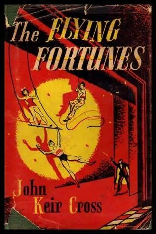 book cover of The Flying Fortunes in an Encounter With Rubberface