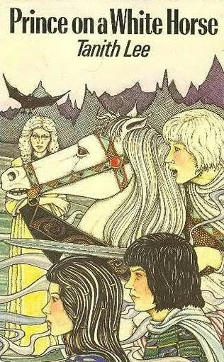 book cover of Prince on a White Horse