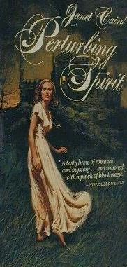 book cover of Perturbing spirit