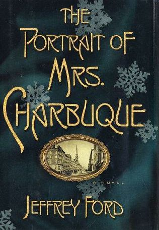 book cover of The Portrait of Mrs. Charbuque