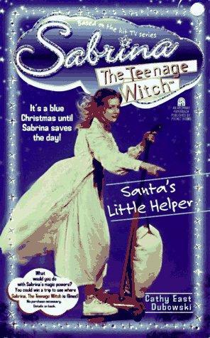 book cover of Santa\'s Little Helper