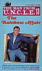 book cover of The Rainbow Affair