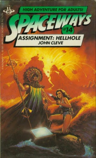 book cover of Assignment Hellhole