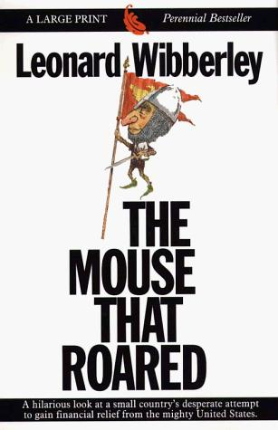 the mouse that roared book