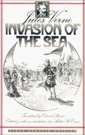 book cover of The Invasion of the Sea