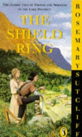 book cover of The Shield Ring