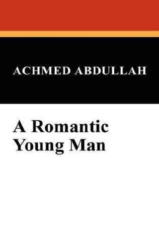 book cover of A Romantic Young Man