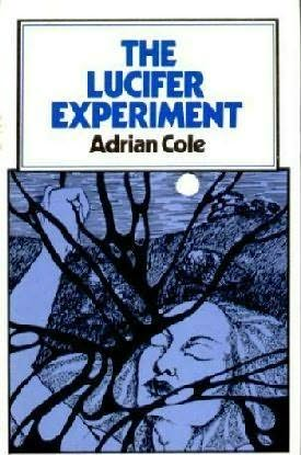 book cover of The Lucifer Experiment