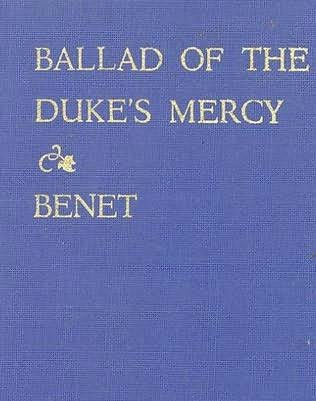 book cover of The Ballad of the Duke\'s Mercy