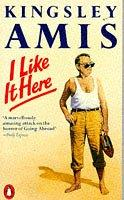 book cover of I Like it Here