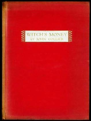 book cover of Witch\'s Money