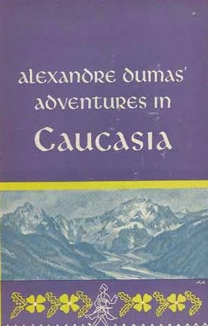book cover of Adventures in Caucasia