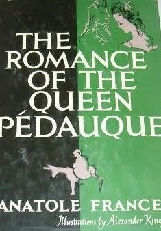 book cover of The Romance of the Queen Pedauque
