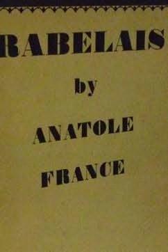 book cover of Rabelais
