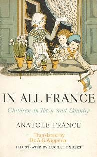 book cover of In All France