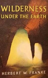 book cover of Wilderness Under the Earth