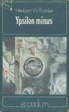 book cover of Ypsilon minus