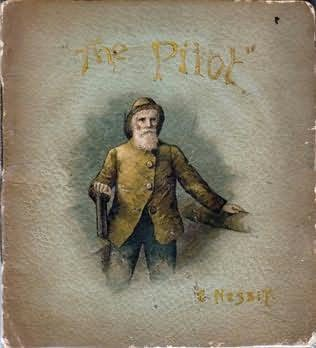 book cover of The Pilot