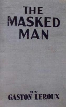 book cover of The Masked Man
