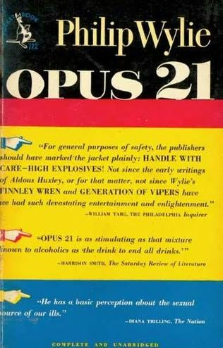 book cover of Opus 21
