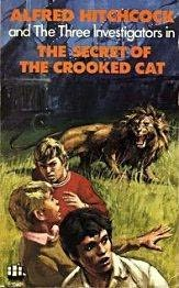 book cover of The Secret of the Crooked Cat