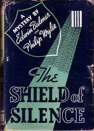 book cover of The Shield of Silence