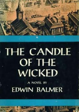 book cover of The Candle Of The Wicked