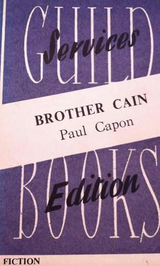 book cover of Brother Cain
