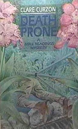 book cover of Death Prone