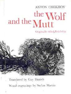 book cover of The Wolf and the Mutt