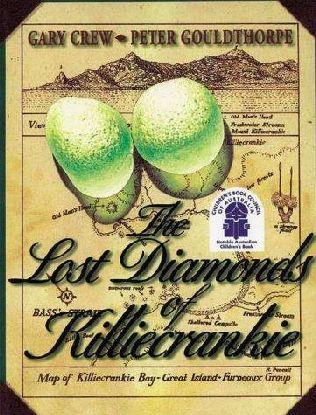 book cover of The Lost Diamonds of Killiecrankie