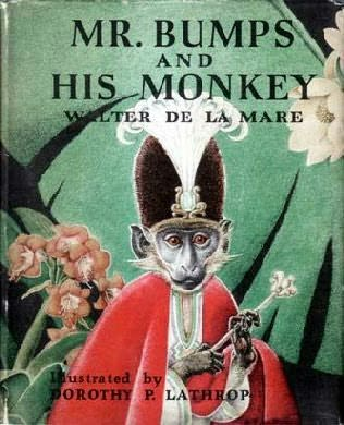 book cover of Mr. Bumps and His Monkey