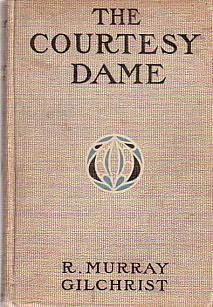 book cover of The Courtesy Dame
