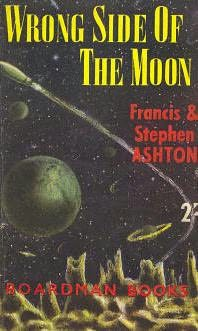 book cover of The Wrong Side of the Moon