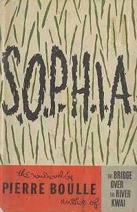 book cover of Sophia