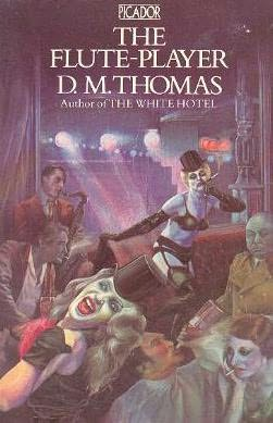 book cover of The Flute Player