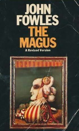 book cover of The Magus Revised