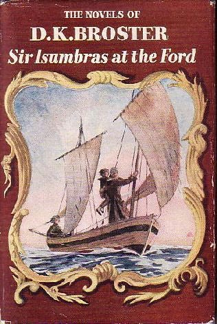 book cover of Sir Isumbras At The Ford