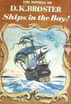 book cover of Ships in the Bay!