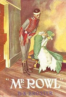 book cover of Mr. Rowl