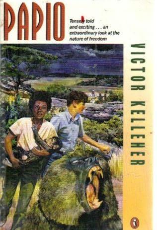 book cover of Papio