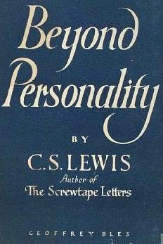 book cover of Beyond Personality