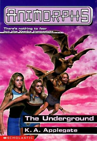 book cover of The Underground