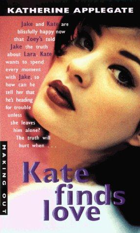 book cover of Kate Finds Love